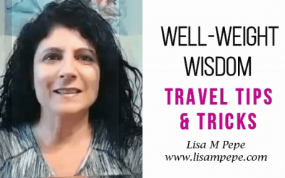 Well-Weight Travel Tips