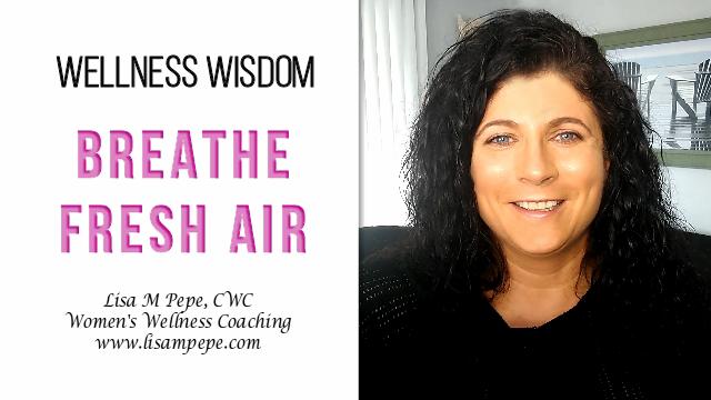 Breathe Fresh Air